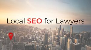 IMage of City for Law Firm SEO